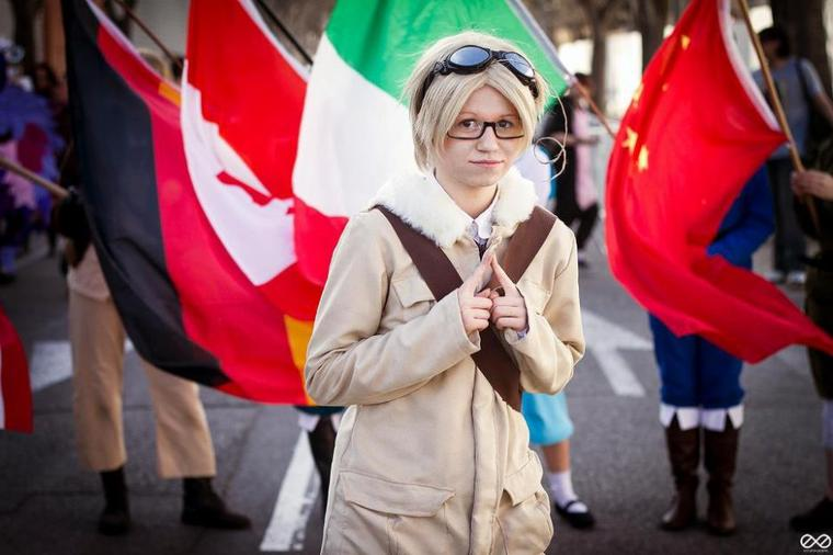 Matthew Williams - Canada - Hetalia