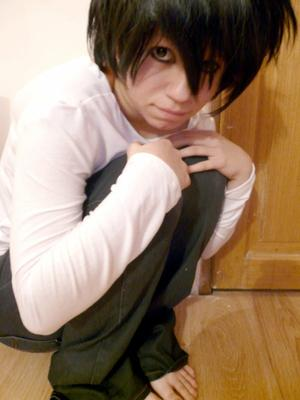 L/Ryuzaki - Death Note