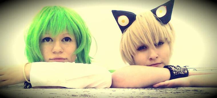 Photo Shooting USee & Gumi