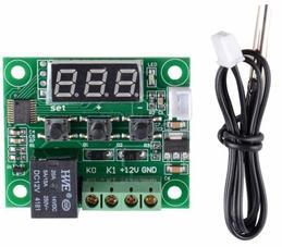 Thermostat numérique Low cost (pour déclenchement d'un ventilateur, par exemple) - Radioamateur