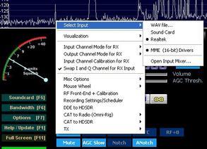 Configuration clé RTL SDR : Driver et logiciels