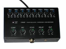 Equalizer / Egaliseur : Traitement BF audio ( UR6GW )