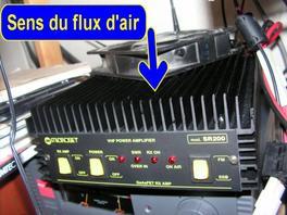 Refroidissement / Ventilation / Ventilateur : Souffler ou aspirer l'air ?