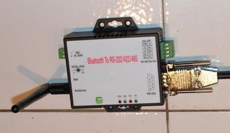 Télécommander son émetteur-récepteur radioamateur en bluetooth