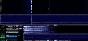 Trafic DX radioamateur et émetteur-récepteur SDR ou à écran avec waterfall : Se poser les bonnes questions