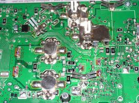 ICOM IC7000 : ALC et niveau de puissance du PA