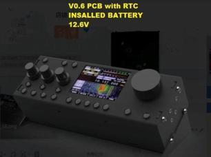 RS928 : Emetteur-récepteur radioamateur SDR 1.8 à 30 MHz - 10 Watts