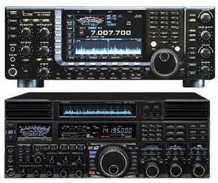 Choix entre ICOM IC7700 ou Yaesu FTDX5000