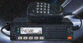 Yaesu FTM-7250DR C4FM : Léger bruit en émission et réception - Défaut de conception connu a priori