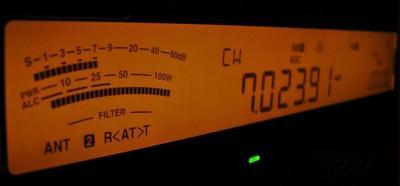 TS590 Kenwood : Le DSP laisserait à désirer en CW (Morse)