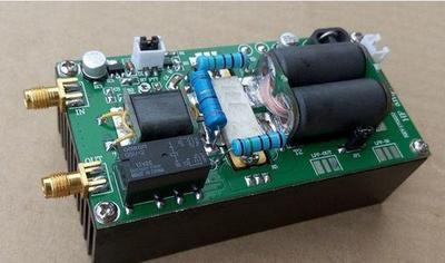 Amplificateur 100W pour poste QRP (KX3, FT817, etc...) à 30 euros environ