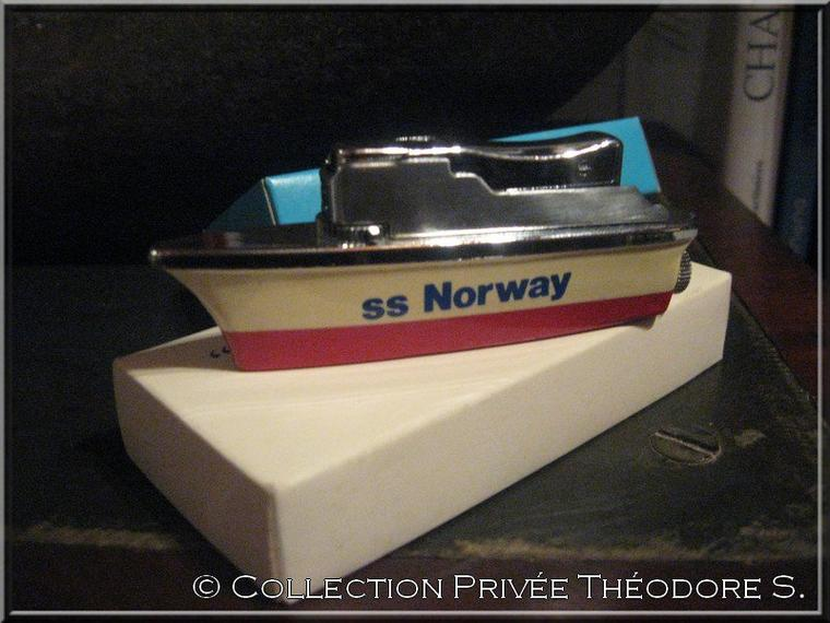 Briquet du NORWAY