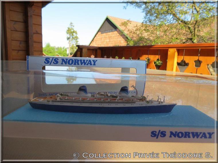 Maquette du NORWAY