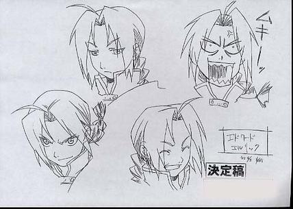 Fullmetal alchemist brotherhood, mon manga préféré n°2 du top 15 !!!<3