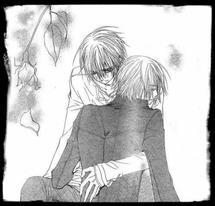Kiryuu Zero et Ichiru