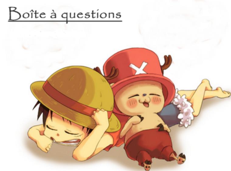 Pose Une Questions ?