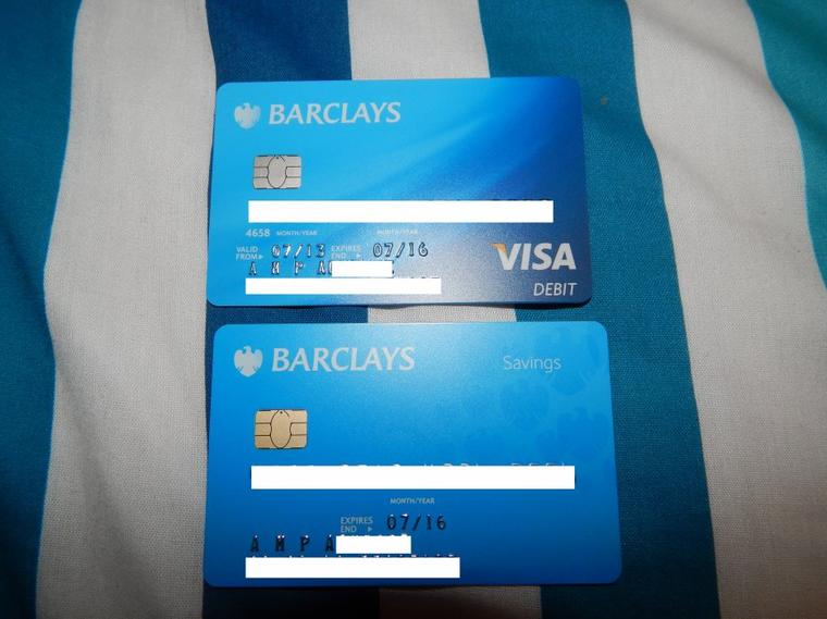 Carte bancaire/ Credit Card