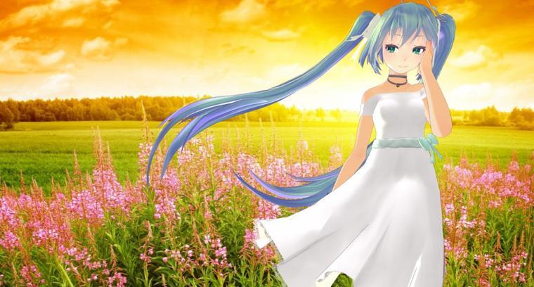 Bon Anniversaire Hatsune Miku !