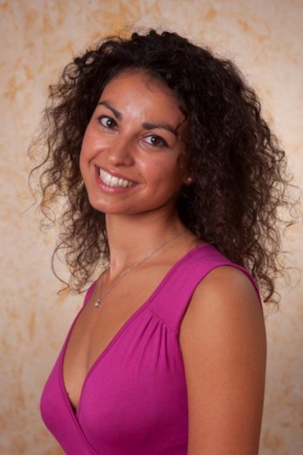 Pauline Llorca est Miss Normandie 2012