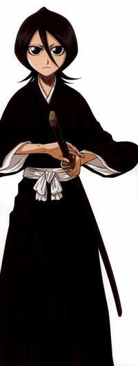 La belle Rukia Kuchiki