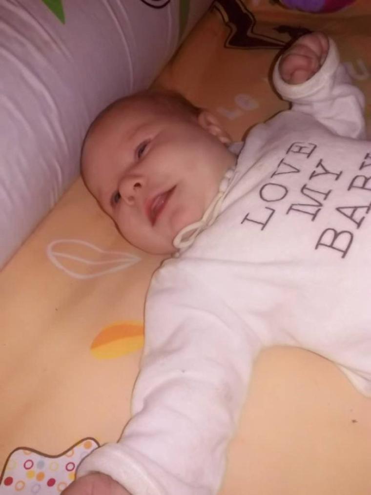 ma  petite fille octavai