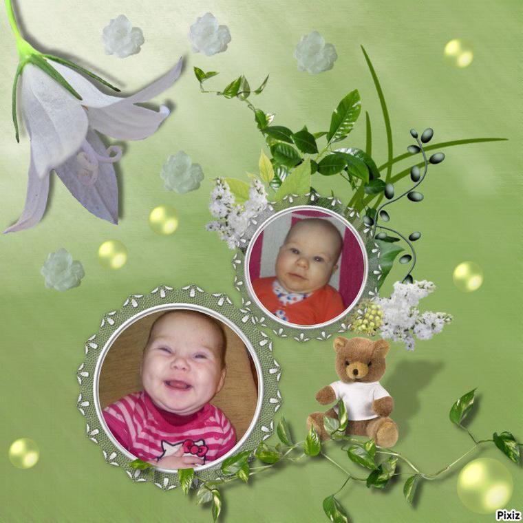 mes petite filles