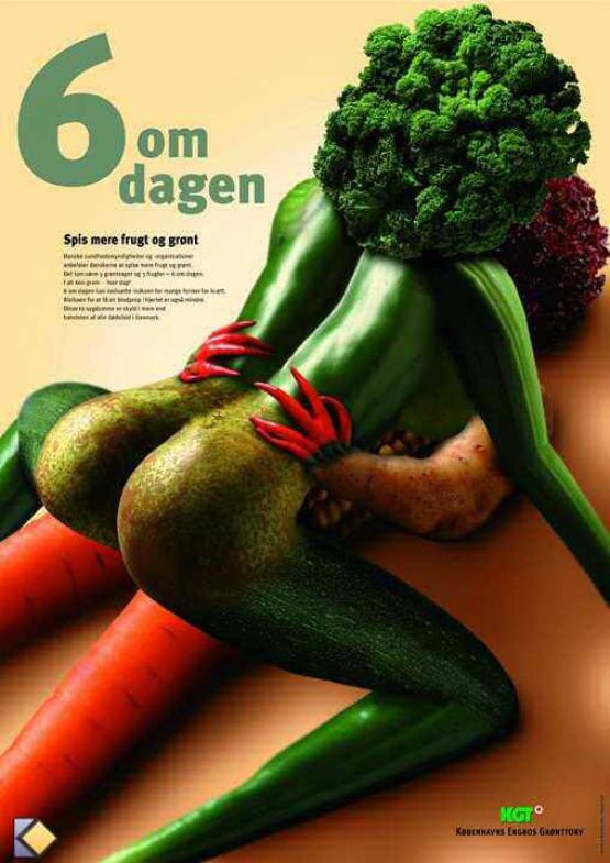 Manger Donc des Fruits et des Légumes!!!  ^^