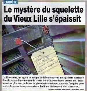 ON EN PARLE DANS LE JOURNAL LENORIEN !!!
