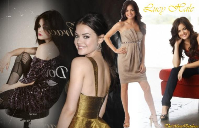 Actrice - Lucy Hale