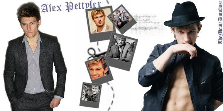 Acteur - Alex Pettyfer