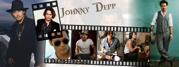 Acteur - Johnny Depp