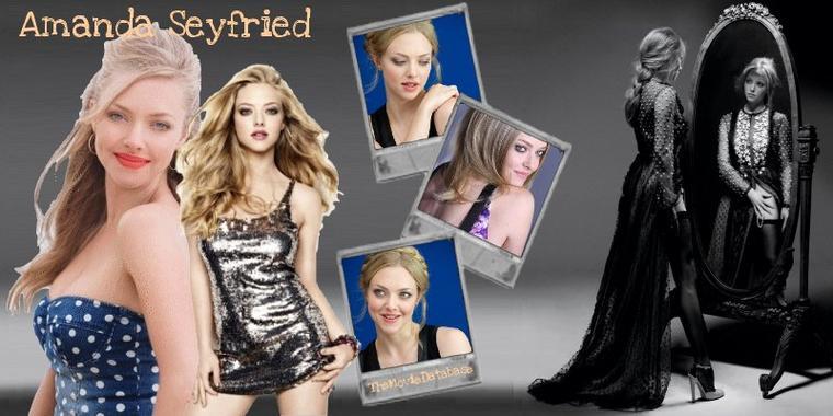 Actrice - Amanda Seyfried