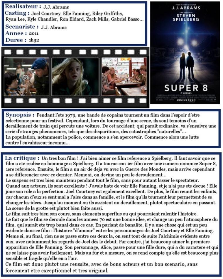 Film - Super 8