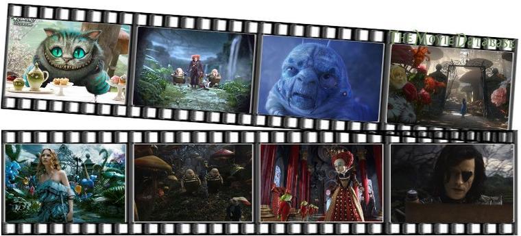 Film - Alice au Pays des Merveilles