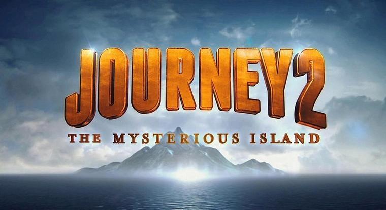Film - Voyage Au Centre de la Terre 2 : L'Ile Mysterieuse