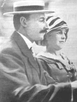 jhon jacob Astor et Madeleine Force
