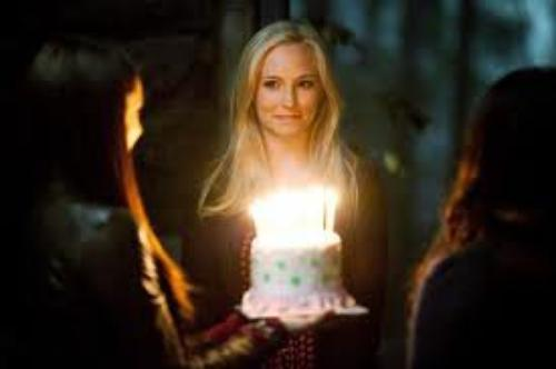 Happy Birthday Caroline Forbes !! <3