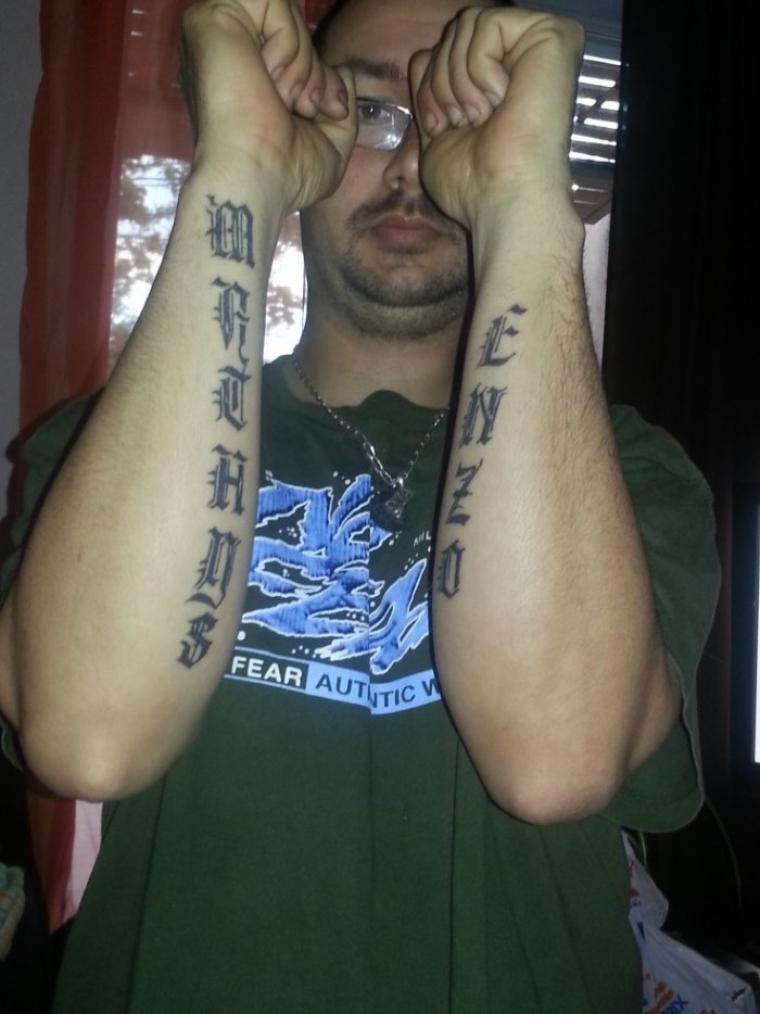Mes 1ers tatoos