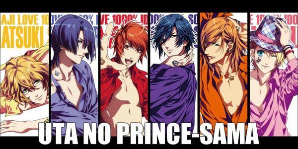 Uta no Prince-sama - Maji Love 1000 %