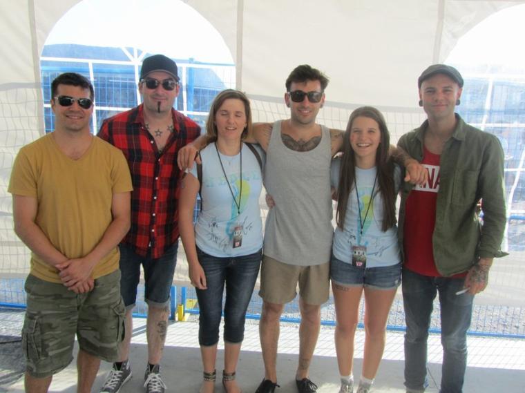 29 juin 2012 (Hedley)