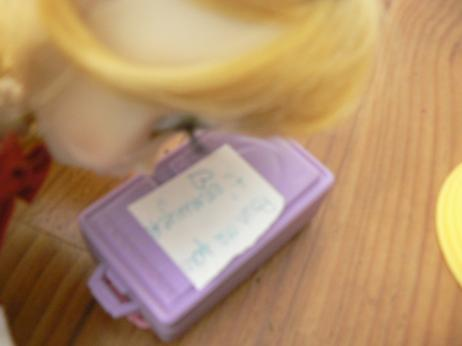"""Photostory N°1 """"la valise anti-ennui"""""""