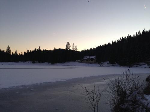 La montagne : ses paysages, sa tranquillité et ses surprises...