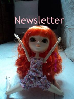Bienvenue, Newsletter, Objectifs et Blog Star