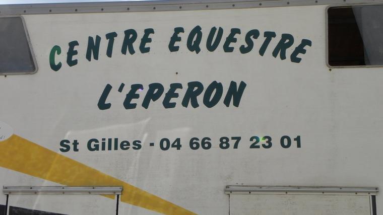 Résultats concours de dressage du Centre Equestre de L'Epéron de Saint-Gilles - 8 mai 2014