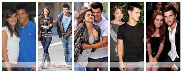 Taylor et la gente féminine