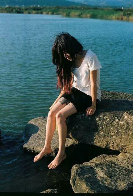 J'aimerais qu'un jour tu sois devant moi, pour juste que tu vois que je ne suis plus rien sans toi..