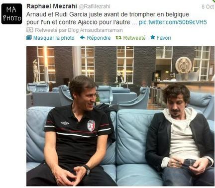 Les rencontres avec Arnaud Tsamere...