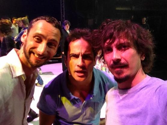 Le 4ème jour d'Arnaud Tsamere au Casino de Paris