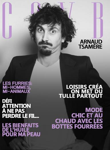 "Arnaud Tsamere dans ""Comment ça va bien"" (CCVB)"
