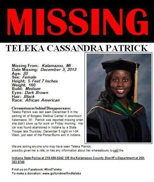 Où est passé Teleka Patrick? #Teleka
